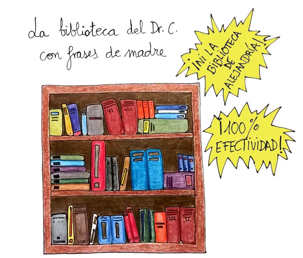 Biblioteca frases madre